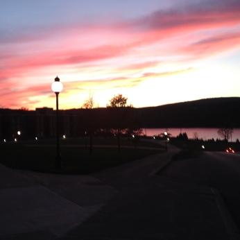 Marist Sunset