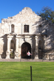 The Alamo, TX