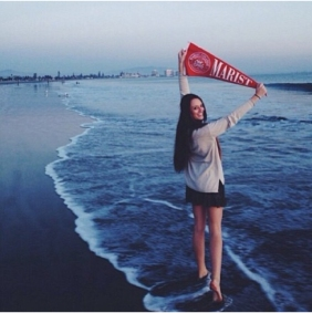 Shelby Tuper in California