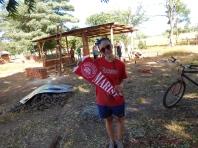 ashley lorello building house in nicaragua
