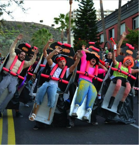 Rollar Coaster; photo courtesy of popsugar.com