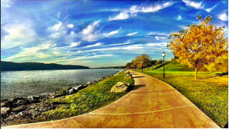 Photo credit: Marist College Instagram, submitted by @gabygilmartin
