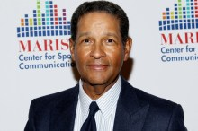 NEW YORK, NY - OCTOBER 15:  Bryant Gumbel attends the 2015 Lifetime Excellence In Sports Communication Award at New York Athletic Club on October 15, 2015 in New York City.  (Photo by Steve Mack/Getty Images)
