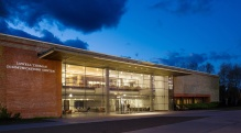 The Lowell Thomas Communications Center at Marist