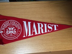 Perfect for hanging up in your dorm room, or taking pennant pictures for Instagram!