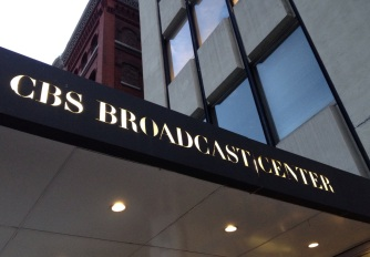 CBS front